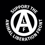 Animal Liberation Front (ALF) Logo