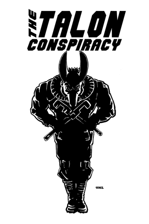 The Talon Conspiracy logo