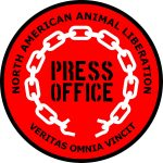 North American Animal Liberation Press Office logo