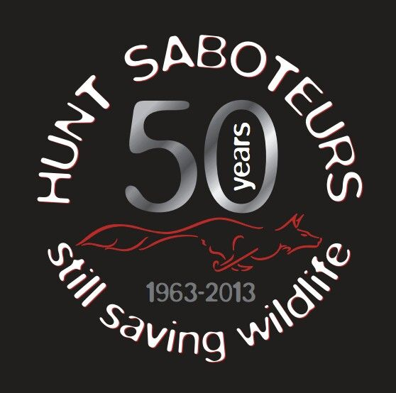 Hunt Saboteurs logo